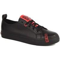 Zapatos Mujer Zapatillas bajas Big Star INT1222B Negro