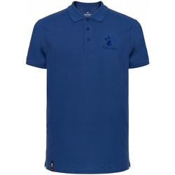 textil Niño polos manga corta Kelme Polo Casual Kids Collection AZUL ROYAL