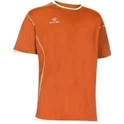 textil Niños Camisetas manga corta Kelme Camiseta Mundial Naranja