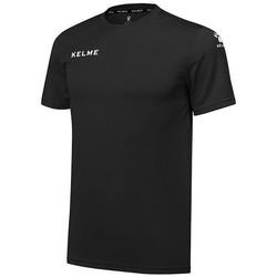 textil Camisetas manga corta Kelme Camiseta Campus Negro