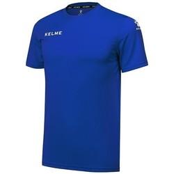 textil Camisetas manga corta Kelme Camiseta Campus Azul
