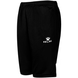 textil Pantalones cortos Kelme PANTALON BERMUDA GLOBAL Negro