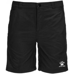 textil Pantalones cortos Kelme BERMUDA CONCENT STREET Negro