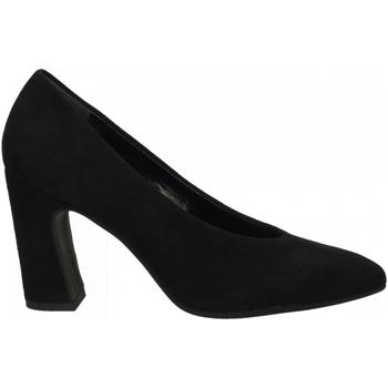 Zapatos Mujer Zapatos de tacón Malù CAMOSCIO nero