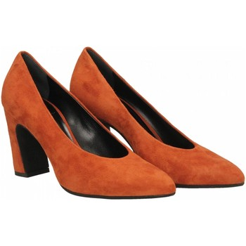 Malù CAMOSCIO siena - Zapatos Zapatos de tacón Mujer 8330