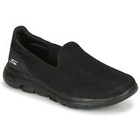 Zapatos Mujer Slip on Skechers GO WALK 5 Negro
