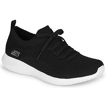 Zapatos Mujer Fitness / Training Skechers ULTRA FLEX Negro