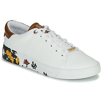 Zapatos Mujer Zapatillas bajas Ted Baker WENIL Blanco