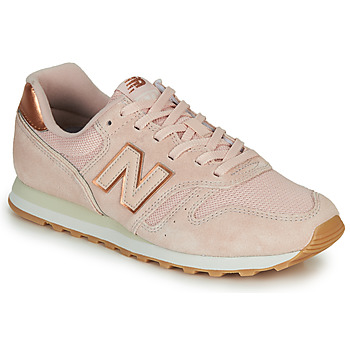 Zapatos Mujer Zapatillas bajas New Balance 373 Rosa