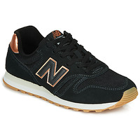 Zapatos Mujer Zapatillas bajas New Balance 373 Negro