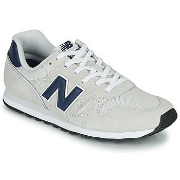 Zapatos Zapatillas bajas New Balance 373 Beige / Marino