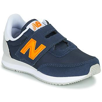 Zapatos Niños Zapatillas bajas New Balance 720 Navy / Amarillo