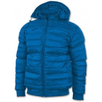 textil Hombre chaquetas de deporte Joma Con Capucha Urban Royal