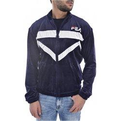 textil Hombre sudaderas Fila Jersey & Cardigans 684467 nixon azul