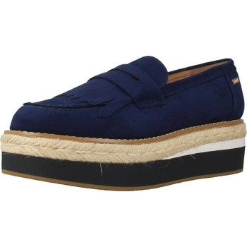 Zapatos Mujer Alpargatas MTNG 51633M Azul