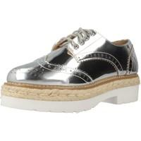 Zapatos Mujer Alpargatas MTNG 51785M Plata