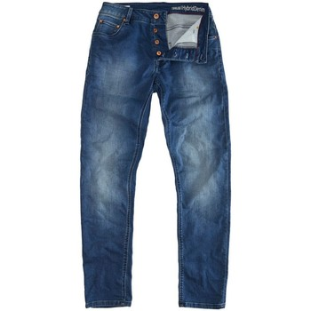 textil Hombre vaqueros slim Solid slim-joe blue198 hyb 19
