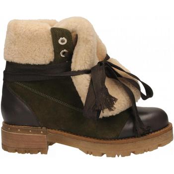 Zapatos Mujer Derbie Tiffi T1 PWS marrone