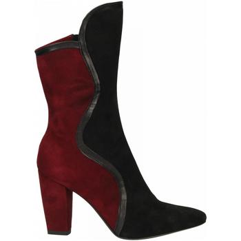Zapatos Mujer Derbie Tiffi AMALFI amaranto
