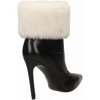 Tiffi VIETRI nero - Zapatos Derbie Mujer 10250