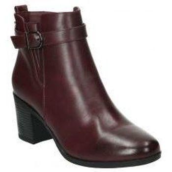 Zapatos Mujer Botines Deity YSY16588-ME rouge