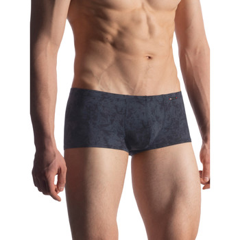 Ropa interior Hombre Boxer Olaf Benz Shorty RED1911  negro Pearl Black