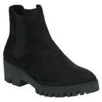 Zapatos Mujer Botines Carolina Boix 70405 Noir
