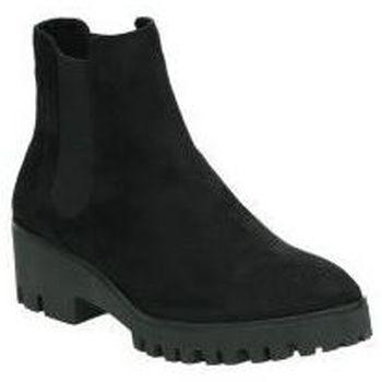Zapatos Mujer Botines Carolina Boix Botines  70405 moda joven negro Noir