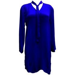 textil Mujer Túnicas By La Vitrine Tunique l'olive verte Marine CH3 Azul