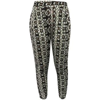 textil Mujer Pantalones fluidos Dress Code Pantalon CT-5672C Vert Verde