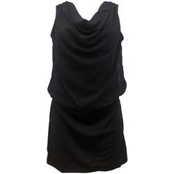 textil Mujer Vestidos By La Vitrine Robe Noir Coco Giulia 0Y-019 Negro