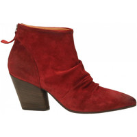 Zapatos Mujer Botines Mat:20 SAYO rosso-barolo