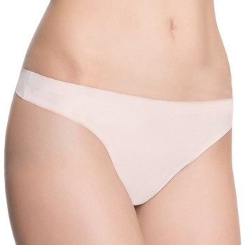 Ropa interior Mujer Strings Julimex STRING NUDE Beige