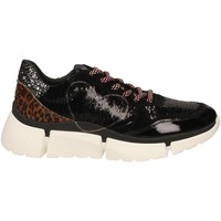 Zapatos Mujer Zapatillas bajas Nira Rubens STINGER RUNNING CUORE GLAM DARK nero-leopard