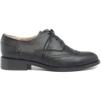 Zapatos Mujer Derbie Nae Vegan Shoes Simone Black Negro