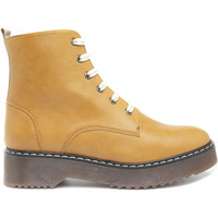 Zapatos Mujer Botas de caña baja Nae Vegan Shoes Trina Camel bege