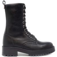 Zapatos Mujer Botas de caña baja Nae Vegan Shoes Mandy Black preto