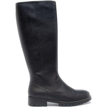 Zapatos Mujer Botas urbanas Nae Vegan Shoes Lou Black preto