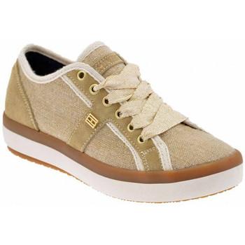 Zapatos Mujer Zapatillas bajas Tommy Hilfiger  Oro