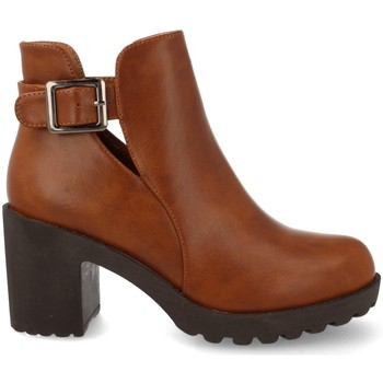 Zapatos Mujer Low boots Prisska YC8203 Taupe