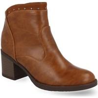 Zapatos Mujer Botines Prisska GW958 Kaki