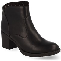 Zapatos Mujer Botines Prisska GW958 Negro