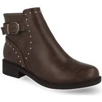 Zapatos Mujer Botines Prisska RD8228 Gris