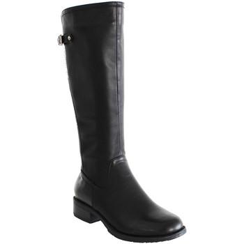 Zapatos Mujer Botas urbanas Prisska TY950 Negro