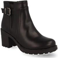 Zapatos Mujer Botines Prisska Y5653 Negro