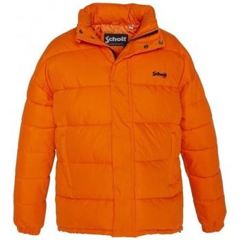 textil Mujer Plumas Schott Doudoune    NEBRASKA W  Orange Naranja