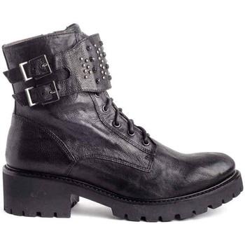 Zapatos Mujer Botines Nero Giardini A9 09821 D Negro