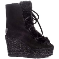 Zapatos Mujer Botines Vidorreta 96739PCTI Negro