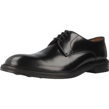 Zapatos Hombre Derbie Lottusse L6710 Negro