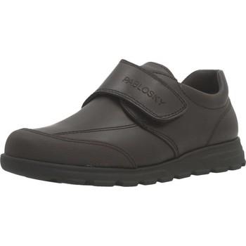 Zapatos Niño Derbie Pablosky 334590 Marron